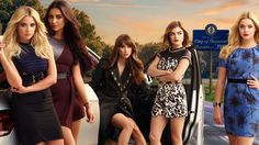 Freefrom has confirmed that this season is the last for Troian Bellisario, Ashley Benson, Lucy Hale, Shay Mitchell, and Sasha Pieterse on Freeform's Pretty Little Liars for season 7 starting mid June