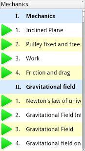 Physics at school - Google App