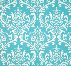 Turquoise & white | pattern, design
