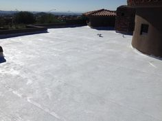 Foam Roofing Renovation | Arizona Roofing