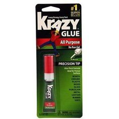 Krazy Glue With All-Purpose Gel Formula, 2-Grams (Epikg86648R)
