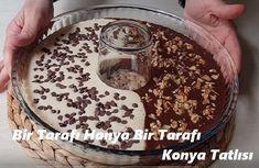One Side Chania One Side Konya Dessert Easy Cake Recipes, Food Cakes, Baking Ingredients, Cookie Dough, Tiramisu, Yogurt, Oatmeal, Food And Drink, Breakfast
