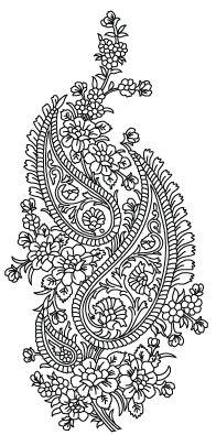 alpona design