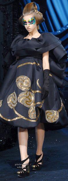 John Galliano for Christian Dior Haute Couture, Spring 2008