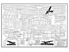 Westland Lysander - plan thumbnail image