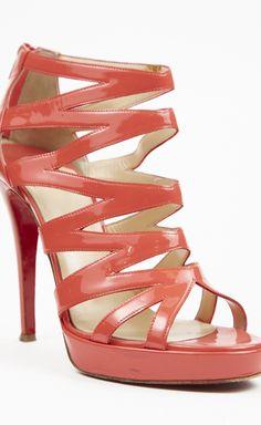 Christian Louboutin Tangerine Sandal