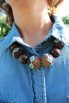 Mumù Jewelry (Fashion outfit #30) - The Indian Savage diary