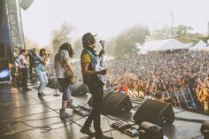 The Strokes at Governors Ball, NYC. June 2014