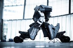 World's first mega-robot duel pits Team USA against Team Japan