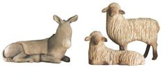 Willow Tree® Gentle Animals of the Stable Find it at www.AngelSuperStore.com