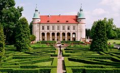 Baranów Sandomierski // Do you want to visit Baranow Sandomierski? check http://eltours.com/tailor-made-customized-tours