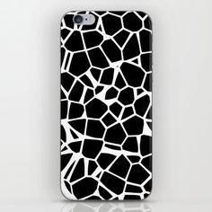 Voronoi Essentials iPhone & iPod Skin