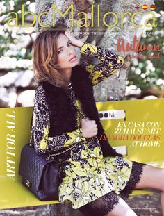 it's Autumn FINALLY!   Read our online edition of abcMallorca clicking here!