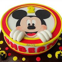 Le torte di Topolino! #CakeDesign #AnnamariaCakeArt