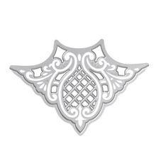 1 Unid Metal Troqueles De Corte Scrapbooking Corona De Acero para cortar dados de Scrapbooking del Arte de DIY Scrapbooking Relieve Stencil plata(China (Mainland))