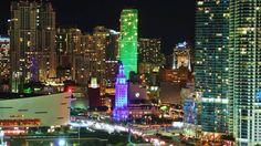 Beautiful, vibrant Miami