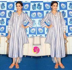 6d66e308e7 Chola by sohaya  Sonali Bendre   casual drape tunic   Indian fashion    summer tunic
