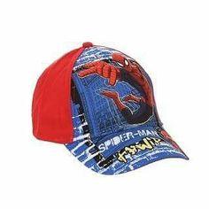 Casquette neuf et certifié taille 52 Spiderman