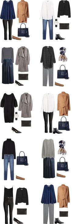 livelovesara - My life in a blog by Sara Watson. Packing list: 12 days in Paris, France- Outfit Options 2. Spring 2017