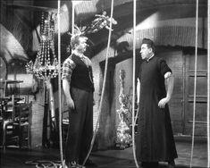 Gino Cervi & Fernandel aka Peppone & Don Camillo