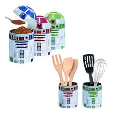 Star Wars Kitchen Storage Jar Set - Underground Toys - Star Wars - Kitchenware at Entertainment Earth