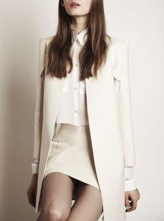 Chic Tailoring - minimal elegant fashion; chic style // Per Oyvind Ruud