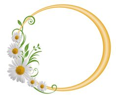 http://gallery.yopriceville.com/var/albums/Frames/Yellow_Round_Frame_with_Daisies.png?m=1362766816