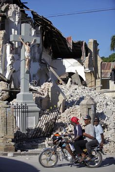 Earthquake, Haiti