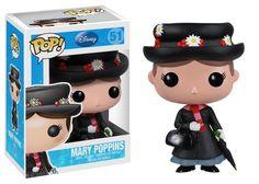 Funko - Figurine Disney - Mary Poppins Pop 10cm - 0830395032016: Amazon.es: Juguetes y juegos