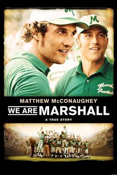 We are Marshall - a great movie that shows passion and belief can do the seemingly impossible