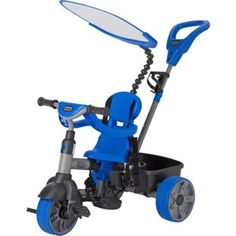 Buy Little Tikes 4-in-1 Trike - Blue at Argos.co.uk - Your Online Shop for Trikes.