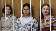 "Russia's Pussy Riot Releases Closing Statements — Russian 'Riot Grrl' act put on trial for ""punk prayer""."