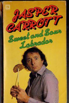 Two Jasper Carrott Script books and a live gig on vinyl.