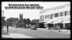 'Stanford-Le-Hope, Corringham Road c.1955'