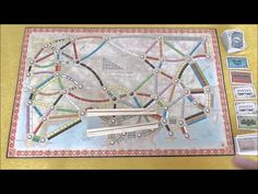 Ticket to ride Asia - board game
