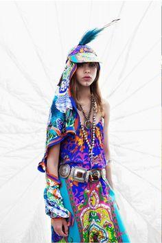 born to be wild - camilla lookbook gypset collection