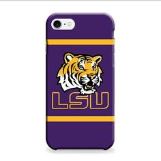 Lsu Tigers iPhone 7 3D Case