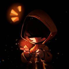 """米果/果果 on Instagram: """"𝕊𝕚𝕩. 被同學推坑進小小夢魘XD #畫#畫畫#繪畫#手繪#插畫#小小夢魘#小六#塗鴉#落書き #電繪#drawing #littlenightmares #six#littlenightmaresfanart #art #practice #speedpaint…"""""""