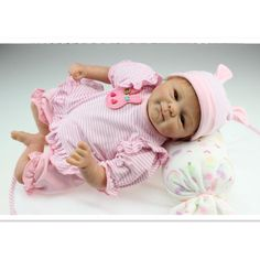 New Arrival 16 Inch/40 cm Handmade Silicone Reborn Baby Doll,Lifelike Baby Doll Vinyl Toddler Toys for Children Free Shipping-in Dolls from Toys & Hobbies on Aliexpress.com | Alibaba Group