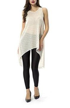 2695c65da Tribear Women s Crochet Lace Hollow Out Bikini Cover Up Dress