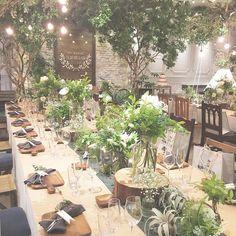 いいね!424件、コメント3件 ― wedding designerさん(@takigawa.tsg)のInstagramアカウント: 「*THE HARMONY STORY* ハーモニー...考え方や価値観の一致 調和がとれる バランスの良い 美しい組み合わせ という意味が。 お互い自分にないものを持っていて…」 Northern Thailand, Wedding Decorations, Table Decorations, Sister Wedding, Table Flowers, Industrial Wedding, Wedding Designs, Wedding Ideas, Simple Weddings