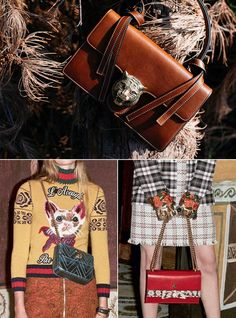 2018 Gucci In-Style Purse Street Look - Animaliery Collection