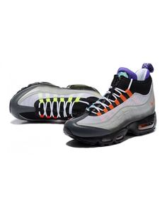 32aad2d922d3 Sale Nike Air Max 95 Sneakerboot In Multicolor Shoes Clearance