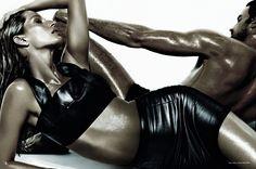 Gisele Bundchen Wows for Vogue Brazil June 2013 by Mario Testino
