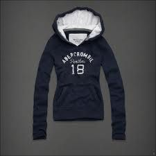 abercrombie and fitch hoodie :))))