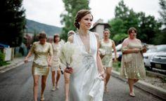 1920's James Bond inspired wedding in Aspen!