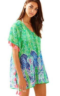 b908eeb253444 Castilla Cover-Up Tunic   138 Bathing Suit Cover Up