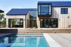 Photo 1 of 11 in Spotted: 10 Modern Homes in the Hamptons - Dwell