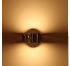 Top Light Puk LED Maxx Wall Glas/Glas