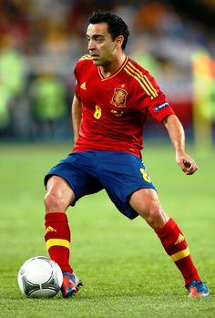 Xavi - One of the greatest midfielders in modern football #Sports